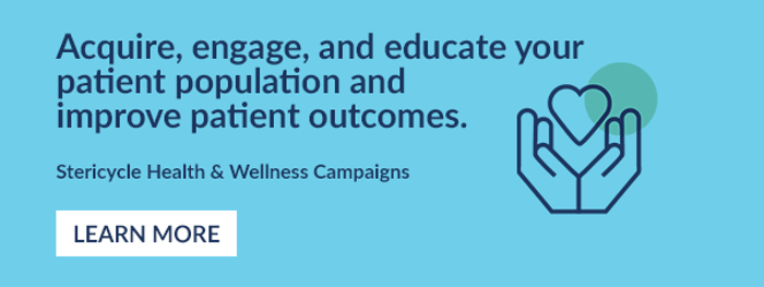 Acquire, engage, and educate your patient population and improve patient outcomes.