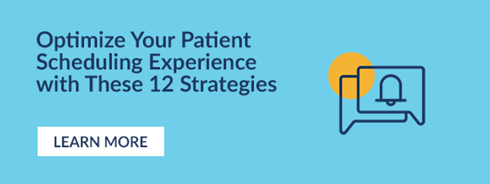 Optimize Your Patient Scheduling Experience with These 12 Strategies.