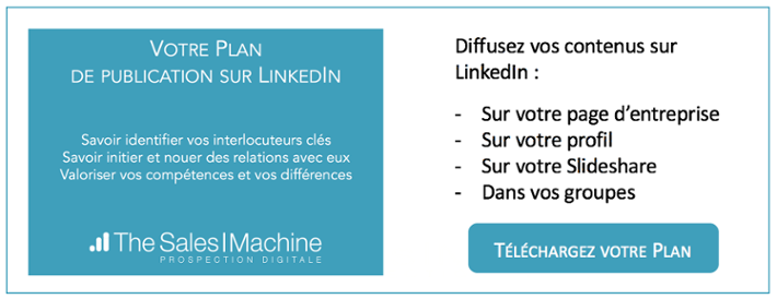 Prospection digitale Linkedin