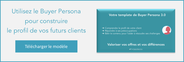 The sales Machine - Template Buyer Persona