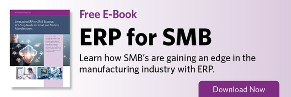 ERP for SMB