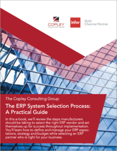 The ERP System Selection Process