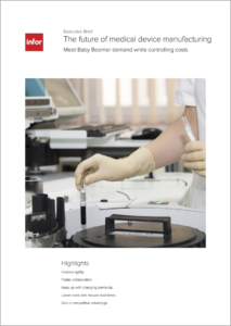 The Future of Medical Device Manufacturing