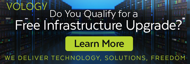 Find out if you qualify for a free infrastructure upgrade.