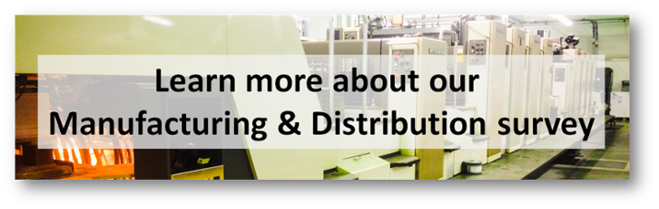 Learn more about our manufacturing and distribution salary survey