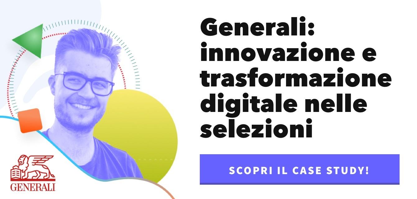 Generali e Visiotalent: innovazione digitale nelle selezioni