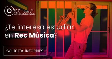 Solicita informes Rec Música Centro de Estudios Musicales en México - Contacto