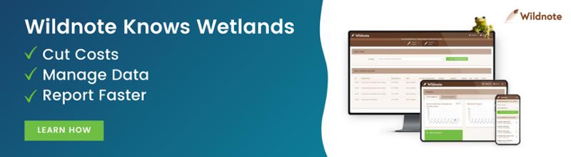 wildnote knows wetlands