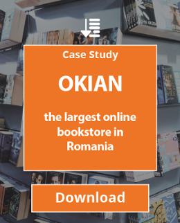 Download Case Study Okian - The largest online bookstore in Romania