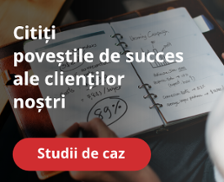 Studii de caz SocrateCloud ERP. Cititi povestile de succes ale clientilor nostri