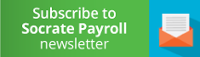 Subscribe to Socrate Payroll Newsletter