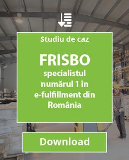 Download Studiu de caz Frisbo - Specialistul nr. 1 în e-fullfilment dun România