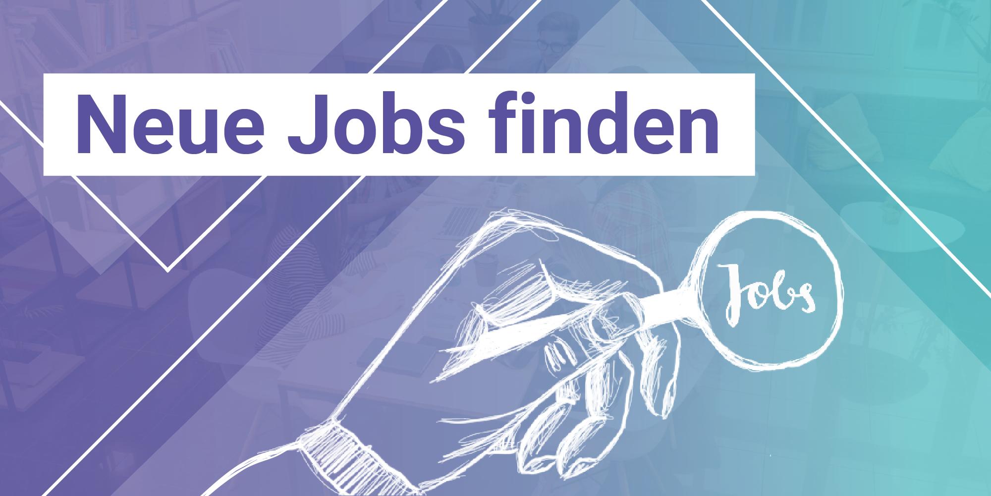 Call to Action für Jobbörse