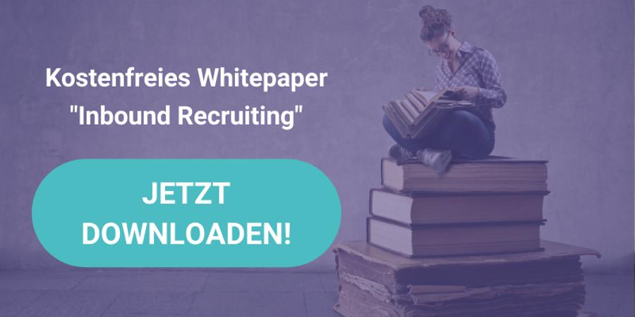 Whitepaper Inbound Recruiting downloaden