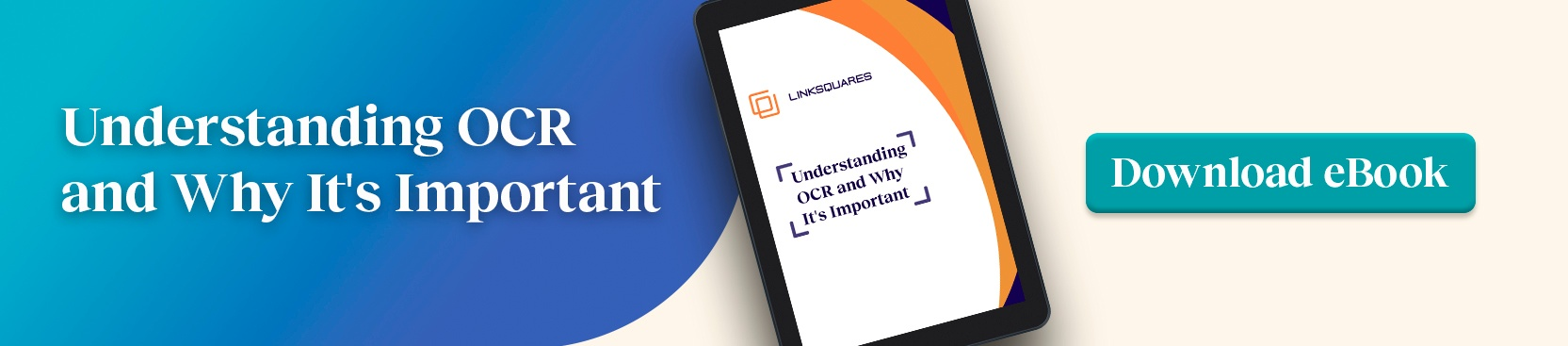 download ebook on why OCR is important
