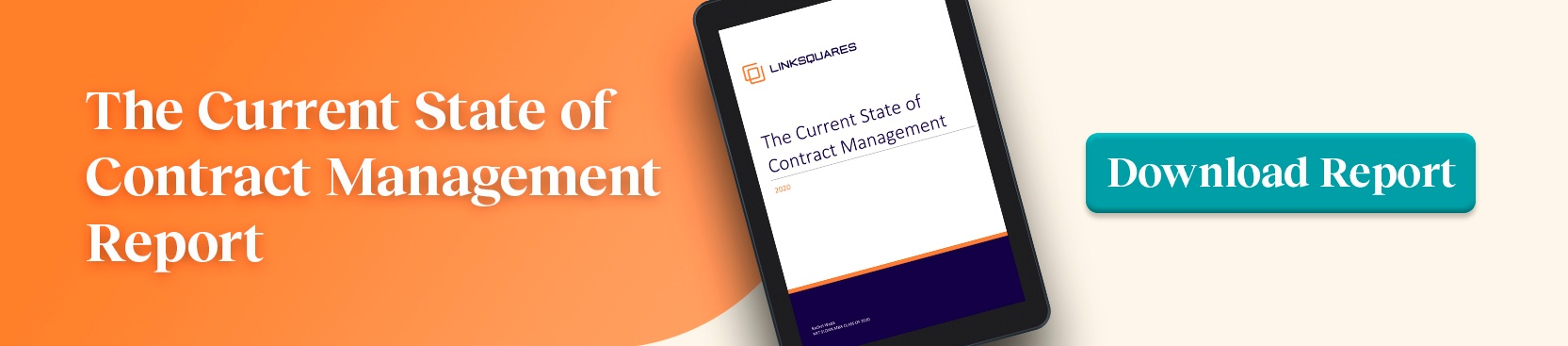 download report on the current state of contract management