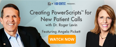 Watch Now: Creating PowerScripts for New Patient Calls