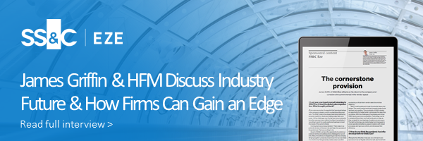 James Griffin & HFM Discuss Industry Future & How Firms Can Gain an Edge Read full interview >