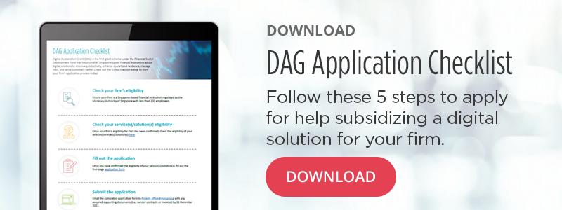 DAG Application Checklist whitepaper