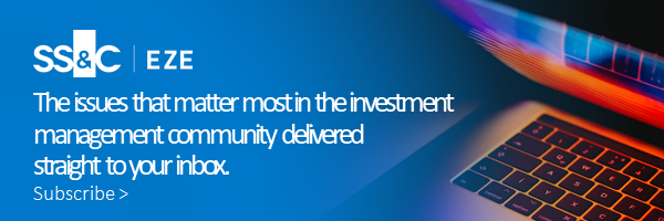 The issues that matter most in the investment management community delivered straight to your inbox. Subscribe.