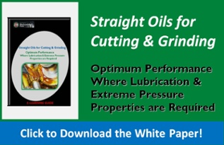 Cutting Oils for Cutting & Grinding