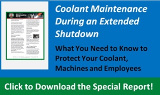 COVID-19 Coolant Maintenance During an Extended Shutdown
