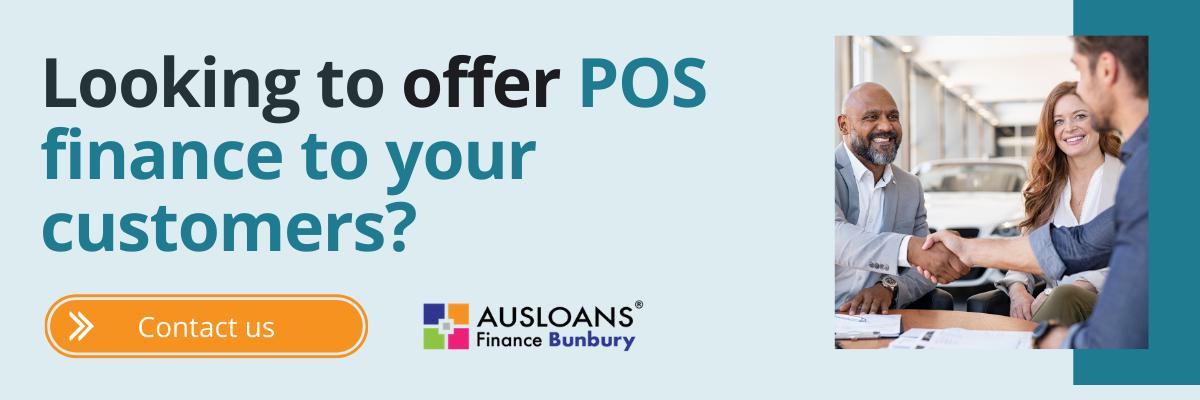 Ausloans Bunbury WA consumer finance for business