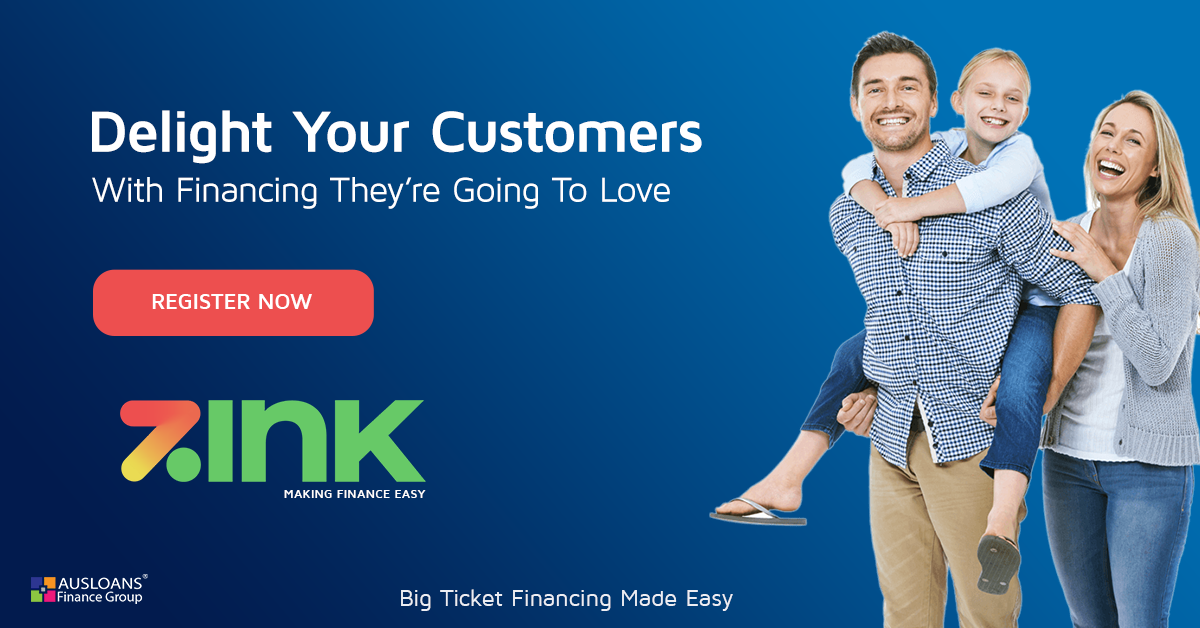 zink customer financing solutions for business