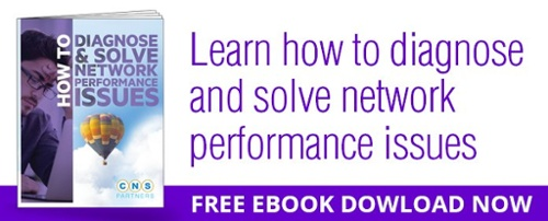 how to diagnose network performance issues