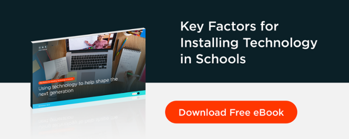 installing technology in schools download