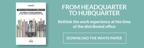 From Headquarter to Hubquarter