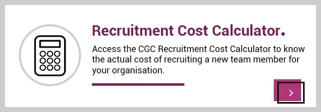 CGC Recruitment Cost Calculator Tool