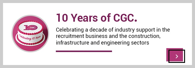 Celebrating 10 Years of CGC Recruitment