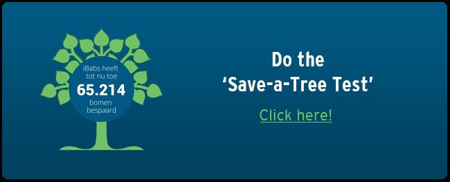 Save a tree test