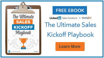 how to launch a sales kickoff for your sales team