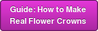 Guide: How to Make Real Flower Crowns
