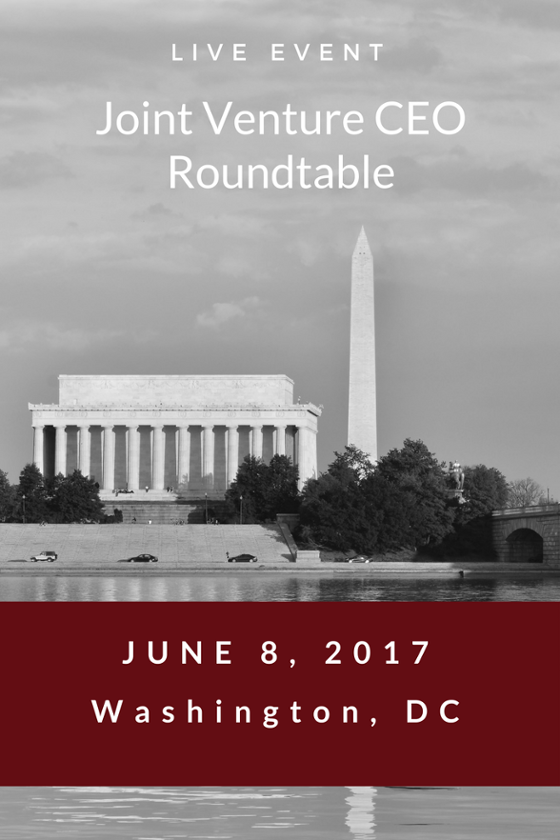 Joint Venture CEO Roundtable