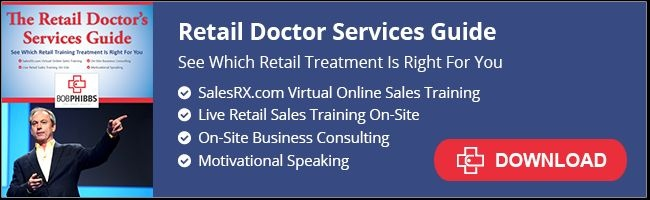 retail doctor services guide