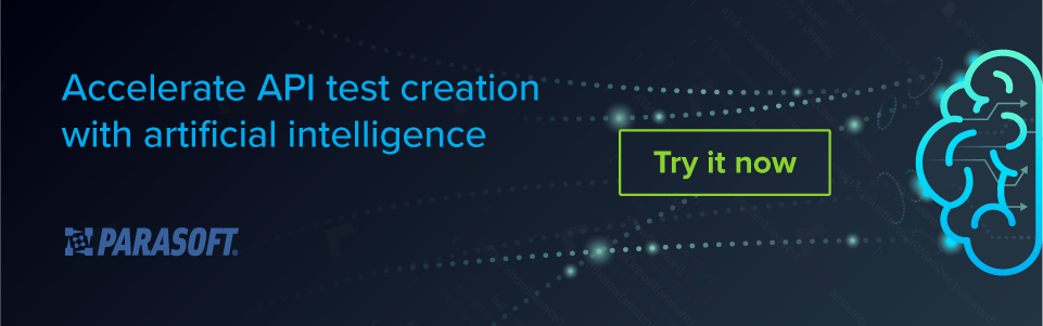 Accelerate API test creation with artificial intelligence