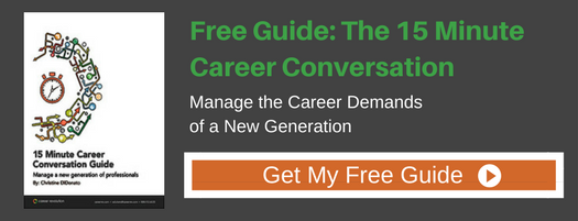 15 Minute Career Conversation Guide
