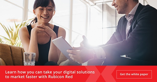 Learn how to take your digital solutions to market faster. Download the White Paper now!