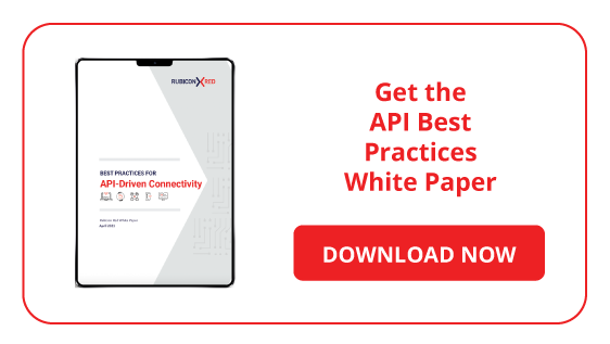 Download the API Best Practices White Paper now!
