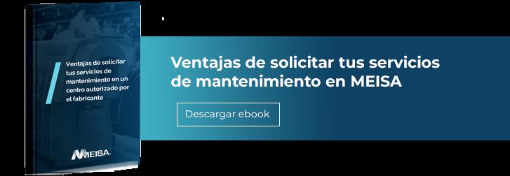 Ebook Servicios de mantenimiento en MEISA