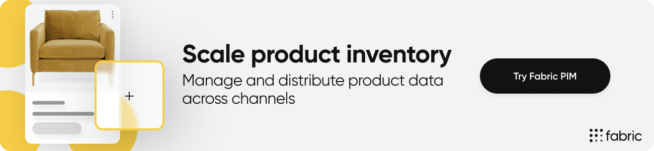 scale product inventory
