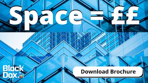 space utilization, Blockdox, Saving Money, smart buildings