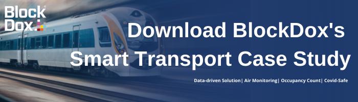 Smart transport, passenger counting