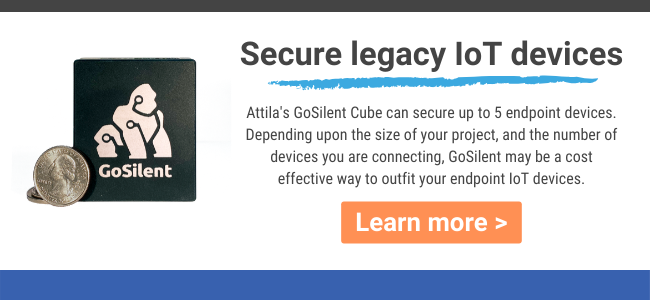 Learn how GoSilent Cube can secure legacy IoT devices