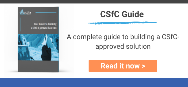 Click here to read the CSfC guide