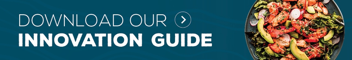 Download our Maine Lobster Innovation Guide