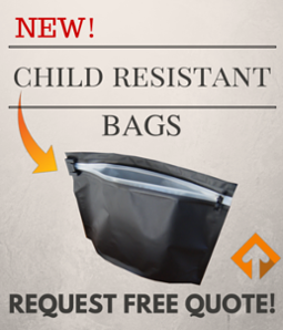 Child Resistant Bags - Request Quote